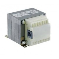 Transformer 1Phase 100 VA / 230-400/24Vac  / class F / fuse on the output