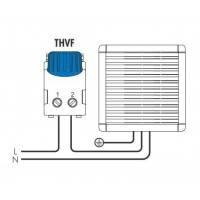 Thermostat cooling THVF35