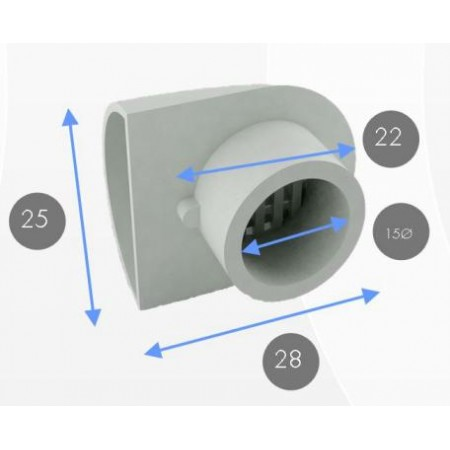 Ventilation device mini